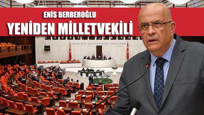SON DAKİKA... Enis Berberoğlu yeniden milletvekili