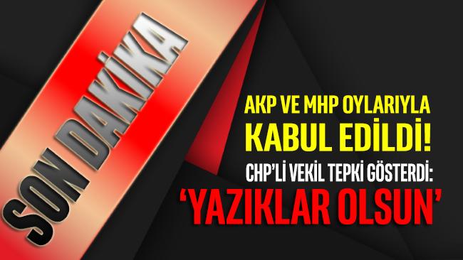Termik santrallere filtre takılmasını erteleyen kanun AKP ve MHP'lilerin oylarıyla kabul edildi!