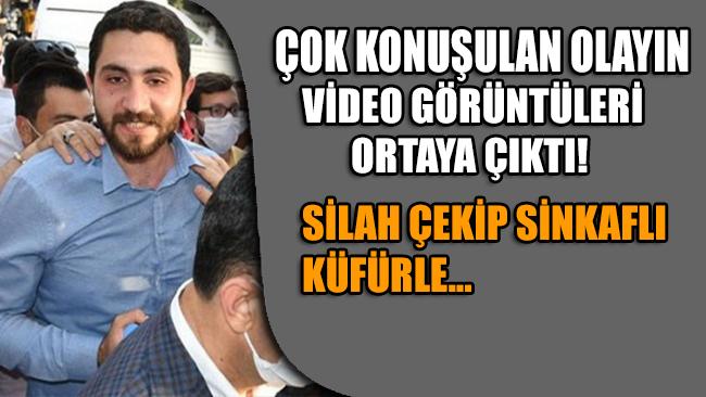Türkiye'nin konuştuğu Adana'daki olayın video görüntüleri ortaya çıktı