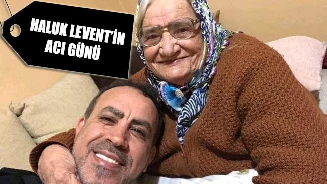 Türkiye'nin sevilen ismi Haluk Levent'in annesi Sabriye Acil, Adana'da son yolculuğuna uğurlandı