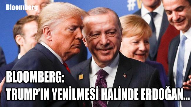 Ünlü medya kuruluşundan çarpıcı Erdoğan yorumu