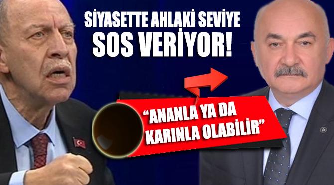 Yaşar Okuyan'ın Bahçeli'ye 'kasetin var mı' sorusuna MHP'den çirkin yanıt: Ananla ya da karınla olabilir
