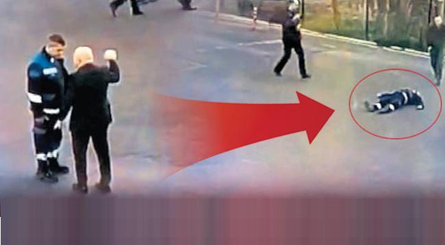 Zabıta memurunu döven eski zabıta daire başkanı hakim karşısına çıktı 25