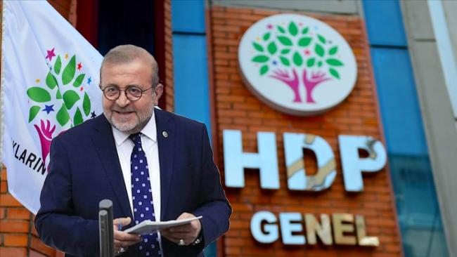 HDP Antalya Milletvekili Kemal Bülbül 6 yıl 3 ay hapis cezasına çarptırıldı