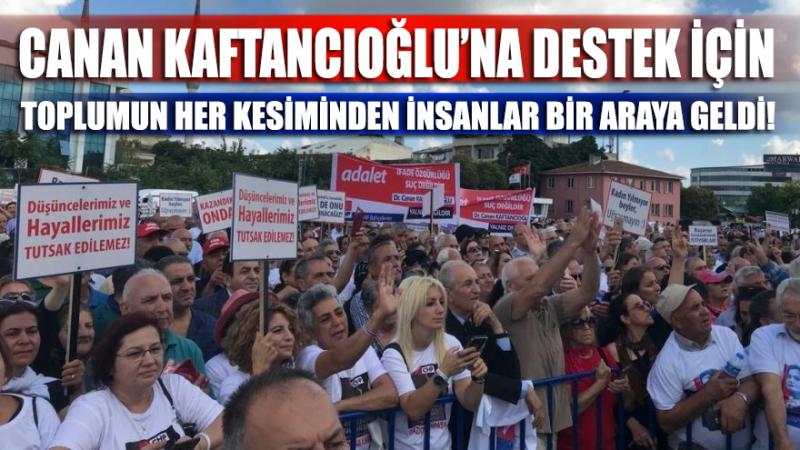 Kaftancıoğlu'na 'intikam' (tweet) davası: İkinci duruşma