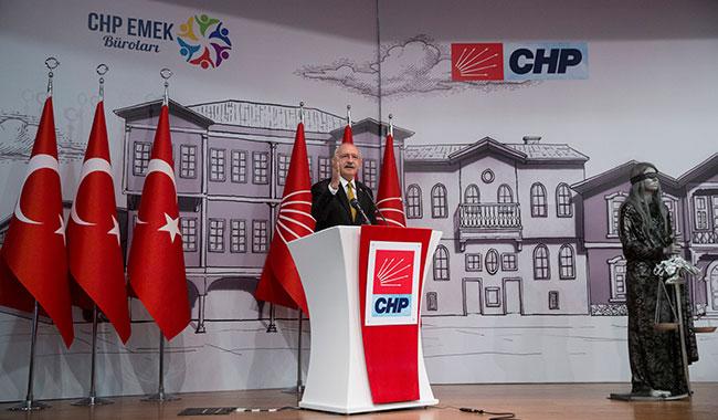 Kılıçdaroğlu'dan CHP'li belediye başkanlarına: İki şeye dikkat edeceksiniz