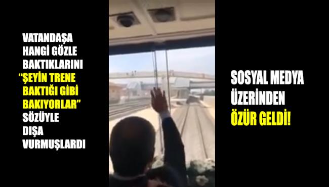 Skandal ifadeler kullanan AKP'liden açıklama!