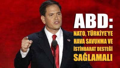 ABD'li senatörden NATO'ya 'Türkiye' çağrısı!