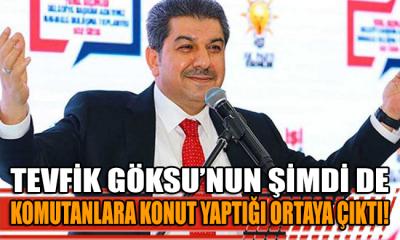 AKP'li Tevfik Göksu'nun şimdi de konut işleri ortaya çıktı