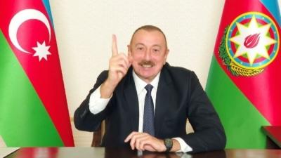 Aliyev'den Paşinyan ile ilgili açıklama: Bizi dinlese rezil olmazdı