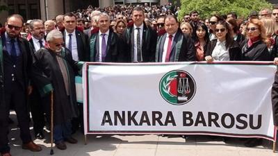 Ankara Barosu'ndan hilafet çağrısına suç duyurusu!