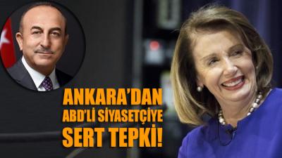 Ankara'dan ABD'li siyasetçiye sert tepki: İbretlik cehalet