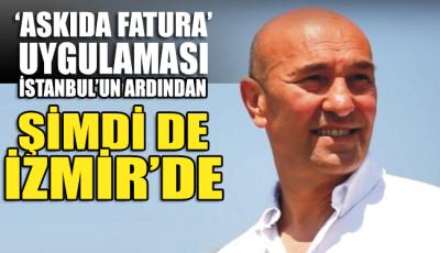 'Askıda fatura' uygulaması İzmir'de de başlıyor