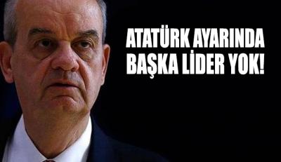 Atatürk ayarında başka lider yok!