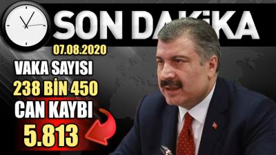 Bakan Fahrettin Koca açıkladı: İşte vaka ve ölü sayısı