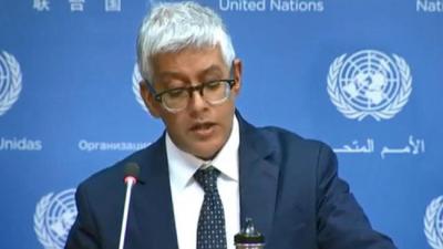 BM'den Barış Pınarı Harekatı'na ilişkin açıklama!