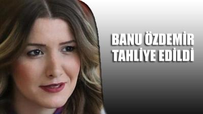 Cami provokasyonu ile ilgili yaptığı paylaşım sonucu tutuklanan Banu Özdemir tahliye edildi