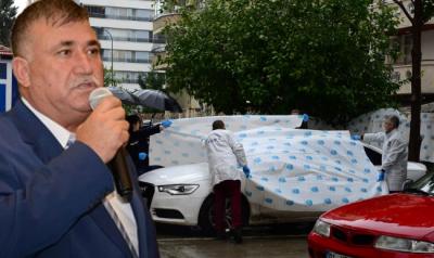 Ceyhan Ziraat Odası Başkanı Muhammet Bulut otomobilinin içinde vurulmuş halde ölü bulundu