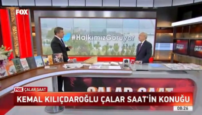 CHP Lideri Kemal Kılıçdaroğlu: 23 haziranda büyük fark bekliyoruz