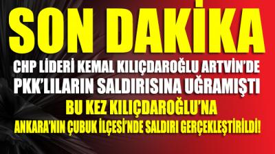 CHP Lideri Kemal Kılıçdaroğlu'na şehit cenazesinde saldırı gerçekleştirildi!