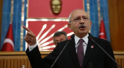 CHP Liderinden FETÖ tepkisi: Tamince'ye neden dokunulmuyor?