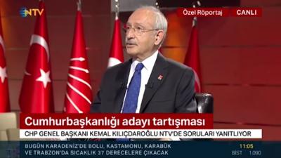 CHP lideri Kemal Kılıçdaroğlu 'Gül've 'İnce' tartışmalarına açıklık getirdi!