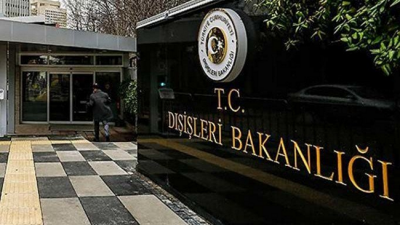Dışişleri'nden ABD'ye sert tepki: Erdoğan ile Trump'ın görüşmesinin ruhuyla bağdaşmıyor