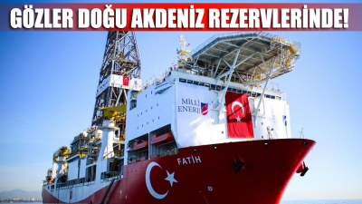 Doğu Akdeniz rezervleri göz kamaştırıyor