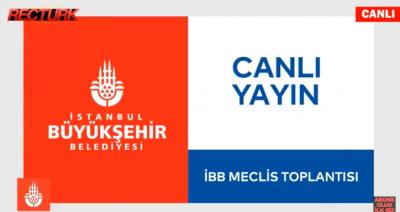 İBB'de faaliyet raporu sunuluyor 25.04.2019 - CANLI YAYIN