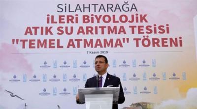 Ekrem İmamoğlu'ndan Erdoğan'a 'temel atmama töreni' yanıtı