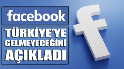 Facebook'tan flaş Türkiye kararı!