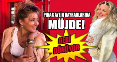 Güzel sanatçı Pınar Aylin 'Yazık Oldu' ile müzik piyasasına geri döndü.