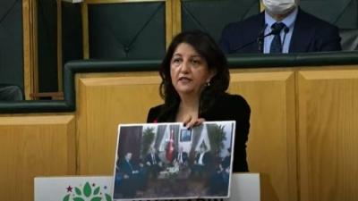 HDP Eş Genel Başkanı Pervin Buldan'dan Soylu'ya 'fotoğraf' yanıtı