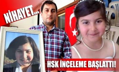 HSK Rabia Naz soruşturması ile ilgili inceleme başlattı
