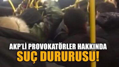 İBB'den otobüsteki kasıtlı yoğunluğa suç duyurusu!