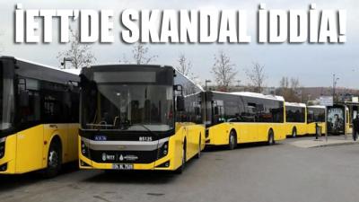 İETT'de 'ŞOK' kamu hizmetini sabote iddiası!