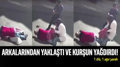 İki sevgiliye sokak ortasında kurşun yağdırdı! Saldırıya uğrayan çiftten biri hayatını kaybetti