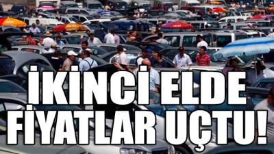 İkinci el otomobil piyasasında rekor yükseliş: Uzmanlar uyarıyor!