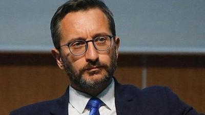 İletişim Başkanı Fahrettin Altun'dan Ragıp Zarakolu'nun yazısına suç duyurusu