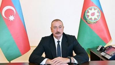İlham Aliyev ateşkes için tek şartını açıkladı