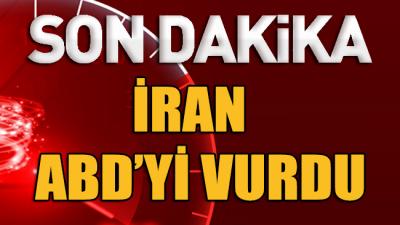 İran, ABD'ye misilleme olarak Amerikan üslerini vurdu