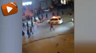 İstanbul / Esenyurt'ta Suriyelilerle mahalleli arasında kavga çıktı
