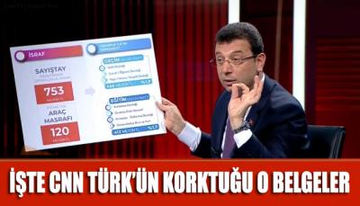 İşte CNN Türk'ün korktuğu o belgeler