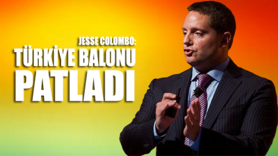 Jesse Colombo: Kredi balonu patladı kriz uzun soluklu olacak