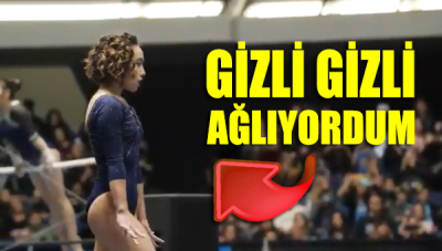 Katelyn Ohashi'den acı itiraf! Gizli gizli ağlıyordum