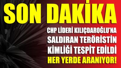 Kemal Kılıçdaroğlu'na saldıranın kimliği belirlendi : Osman Sarıgül