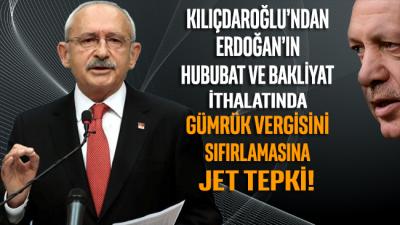 Kemal Kılıçdaroğlu'ndan Erdoğan'ın kararına jet tepki