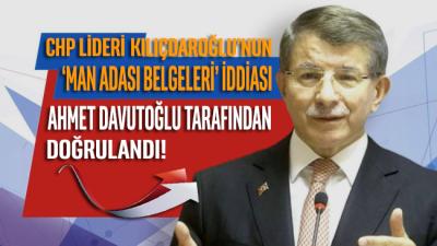 Kılıçdaroğlu açıkladığı için tazminat ödemeye mahkum olmuştu Davutoğlu doğruladı
