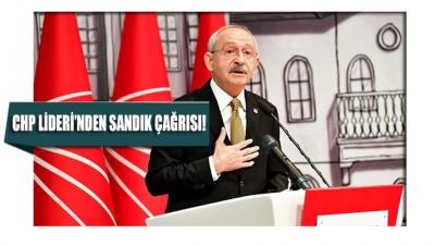 Kılıçdaroğlu: Türkiye tefeciye teslim edilemeyecek kadar önemli bir devlettir
