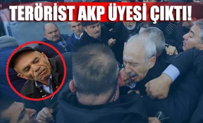 Kılıçdaroğlu'na saldıran terörist Osman Sarıgün AKP'li çıktı